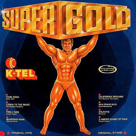 LP - Super Gold (Vários Artistas)