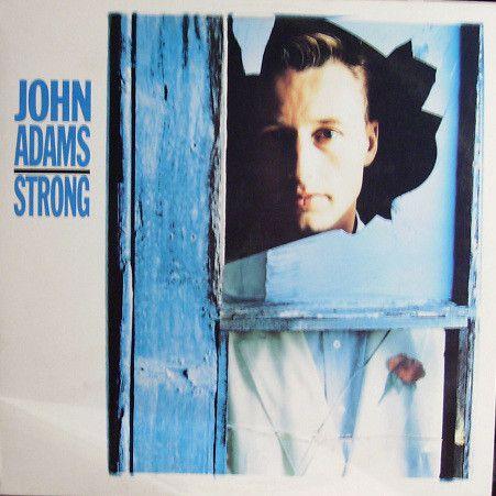 LP - John Adams - Strong (Importado (Estados Unidos))