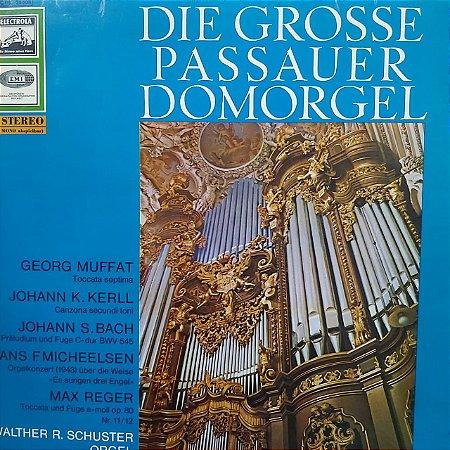 LP - Die Grosse Passauer Domorgel (Vários Artistas) (Importado Alemanha)