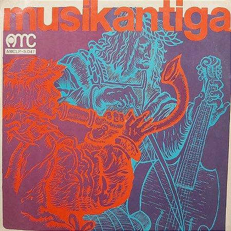 LP - Conjunto Musikantiga - Vol. 2