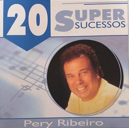 CD - Pery Ribeiro - 20 Super Sucessos
