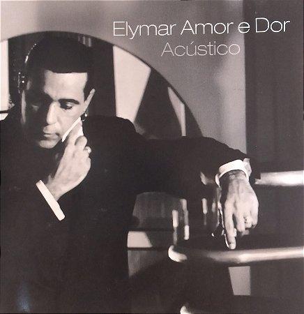 CD - Elymar Santos - Acústico
