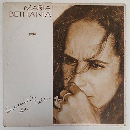 LP - Maria Bethânia - Memória Da Pele