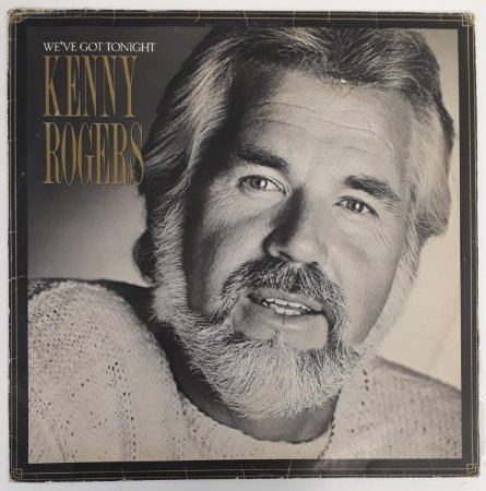 LP - Kenny Rogers - We've Got Tonight