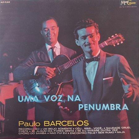 LP - Paulo Barcelos - Uma Voz na Penumbra