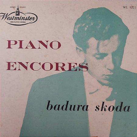 LP - Badura Skoda – Piano Encores (Importado US)