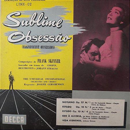 LP - Frank Skinner - Sublime Obsessão