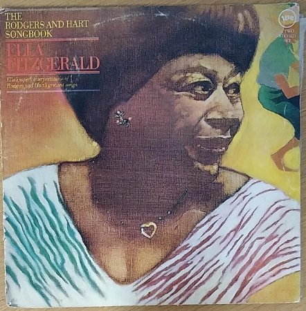 LP - Ella Fitzgerald – The Rodgers And Hart Song Book - Duplo