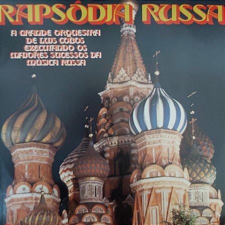 LP - Rapsódia Russa (Vários Artistas)