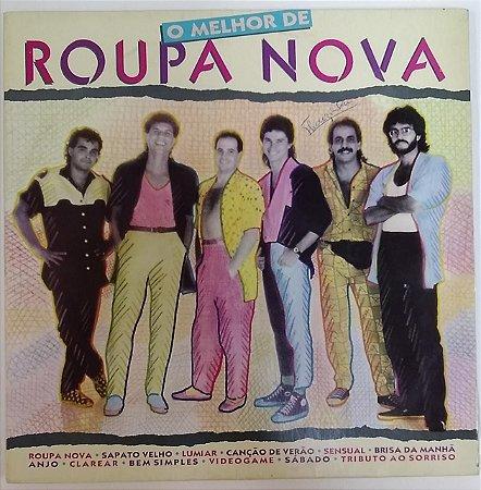 LP - Roupa Nova - O Melhor De Roupa Nova