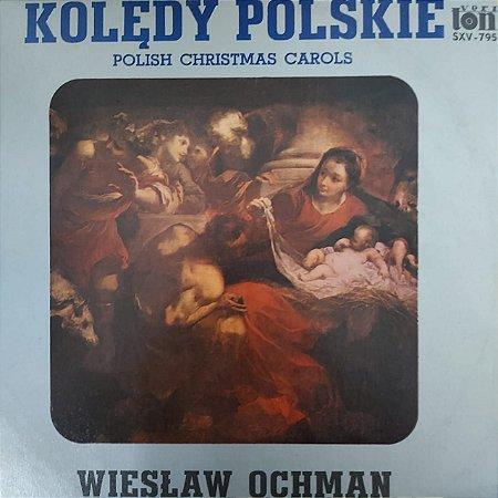 LP - Wieslaw Ochman - Kolędy Polskie - Polish Christmas Carols (Importado Poland)