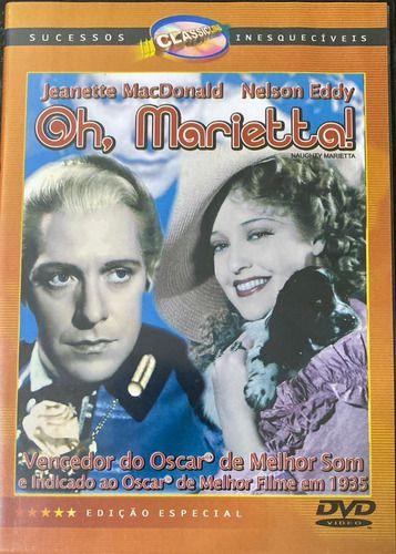 DVD - Oh Marietta!