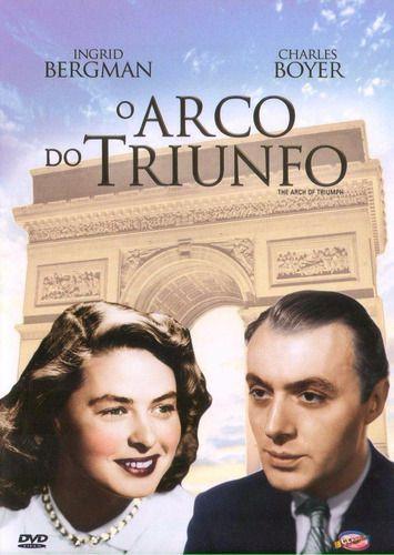 DVD - O Arco do Triunfo