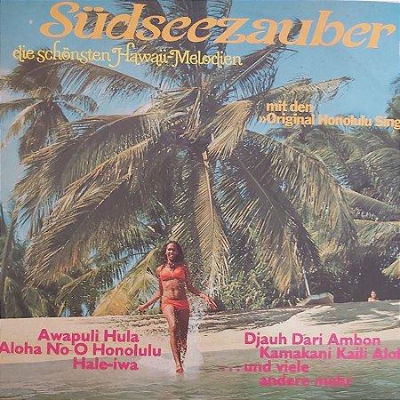 LP - Südseezauber - Aloha Hawaii - (Vários Artistas) (Importado Alemanha)