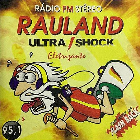 CD - Rauland - The Best Of Flashback (Vários Artistas)