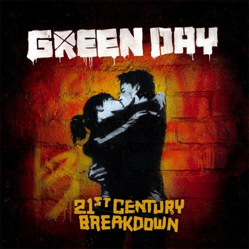 CD - Green Day – 21st Century Breakdown (Novo Lacrado)