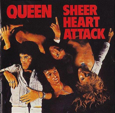 CD - Queen – Sheer Heart Attack (Novo Lacrado) (Duplo)
