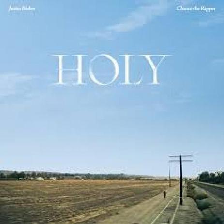CD - JUSTIN BIEBER - HOLY FT. CHANCE THE RAPPER - CD SINGLE (Lacrado)