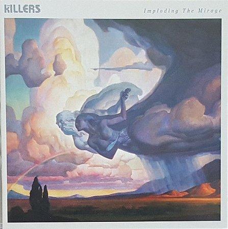 CD - The Killers – Imploding The Mirage (Novo Lacrado)
