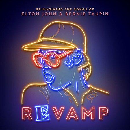 CD - Revamp: Reimagining The Songs Of Elton John & Bernie Taupin (Vários Artistas) - Lacrado