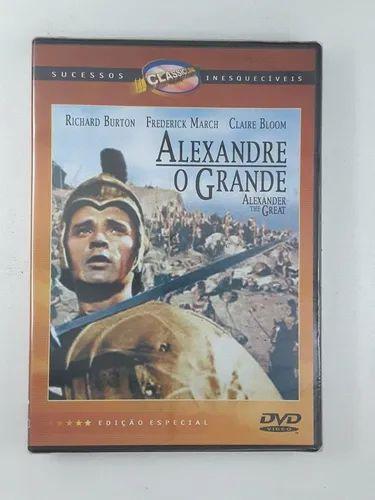 DVD - Alexandre o Grande