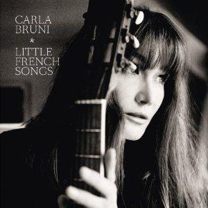 CD - Carla Bruni – Little French Songs (Lacrado)