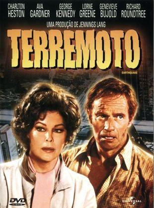 DVD - Terremoto