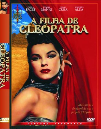 DVD - A Filha de Cleópatra