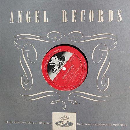 LP - Rossini Overtures - Angel Records (Importado US)
