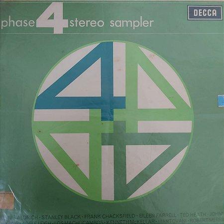 LP - Phase 4 Stereo - Sampler (Vários Artistas) (Importado UK)