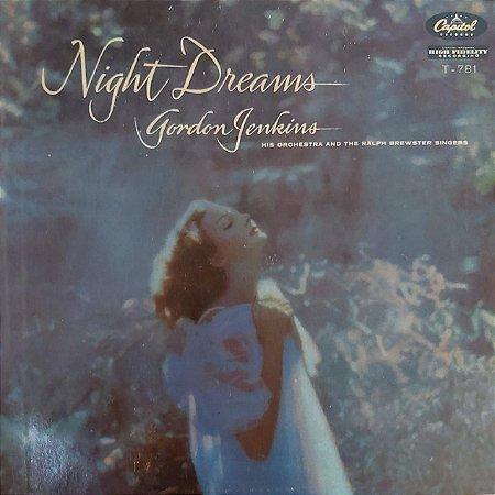 LP - Gordon Jenkins – Night Dreams (Importado US)