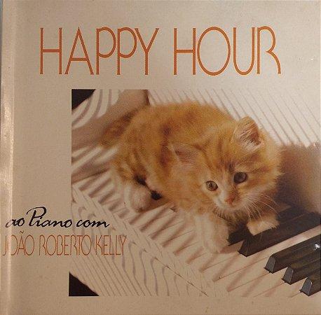 CD - Happy Hour ao Piano com João Gilberto Kelly