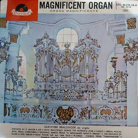 LP - Günther Brausinger – Magnificent Organ