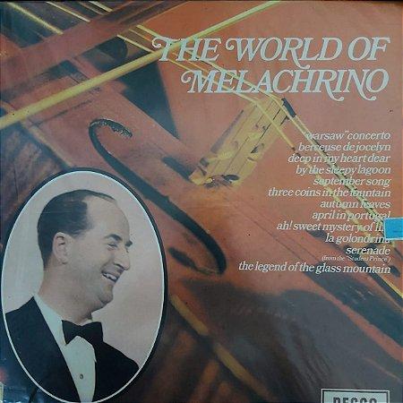 LP - George Melachrino – The World Of Melachrino (Importado UK)