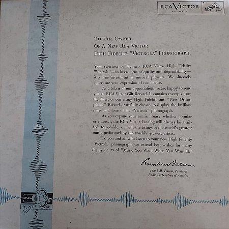 LP - To The Owner Of A New RCA Victor (Vários Artistas)