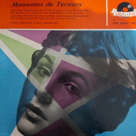 LP - Harry Hermann And His Orchestra – Tender Moments