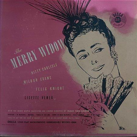 LP - Franz Lehár – The Merry Widow