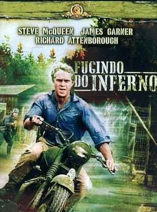 DVD - Fugindo do Inferno