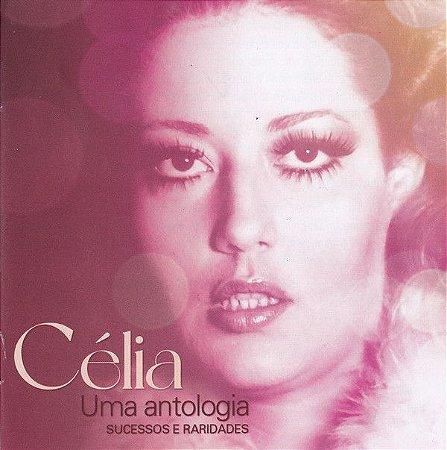CD - Célia – Uma Antologia (Sucessos E Raridade) (Novo - Lacrado)