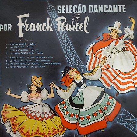 """LP - Franck Pourcel – Seleção Dançante Por Franck Pourcel (Importado US) (10"""")"""
