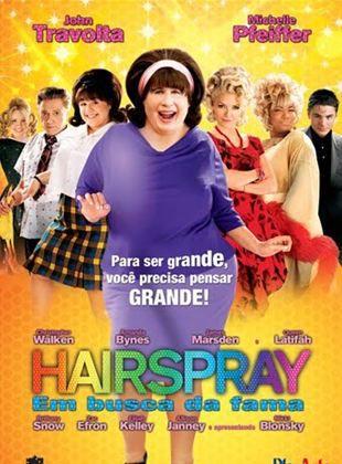DVD - Hairspray - Em Busca da Fama