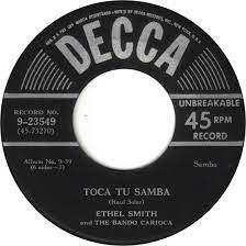 COMPACTO - Ethel Smith – Dinorah / Toca Tu Samba