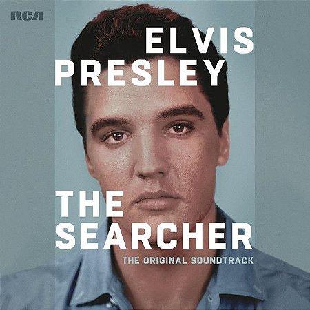 CD - Elvis Presley – The Searcher (TSO) (Novo - LACRADO)