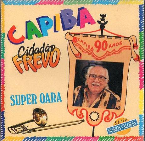 CD - Capiba – Capiba Cidadão Frevo (Coleção Série Nossos Valores)
