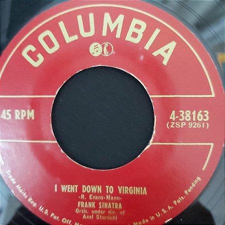 COMPACTO - Frank Sinatra – All Of Me / I Went Down To Virginia (Importado US)