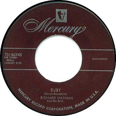 COMPACTO - Richard Hayman – Ruby / Dansero