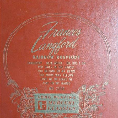 "LP - Frances Longford - Rainbow Rhapsody (10"")"