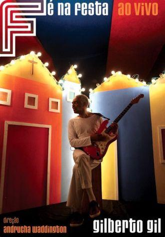 DVD - Gilberto Gil - Fé na Festa - Ao Vivo