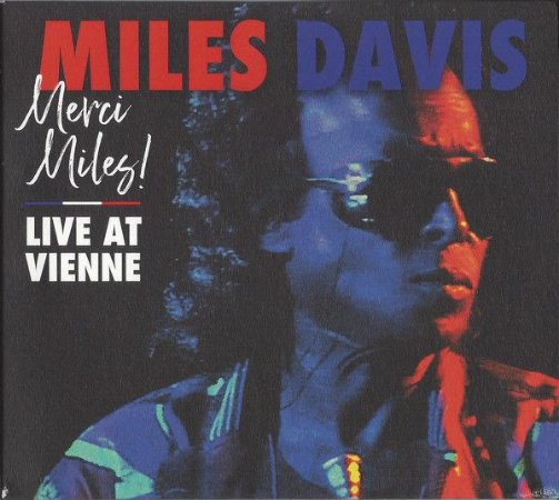 CD - Miles Davis – Merci Miles! (Live At Vienne) (Novo Lacrado) DUPLO