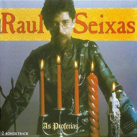 CD - Raul Seixas – As Profecias (Novo Lacrado)